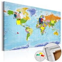 Hărți a lumii