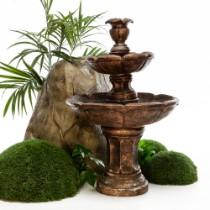 Фонтаны и садовый декор