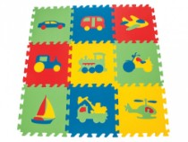 Covoraş-puzzle