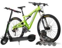 Biciclete, Trotinete elecrice și Role