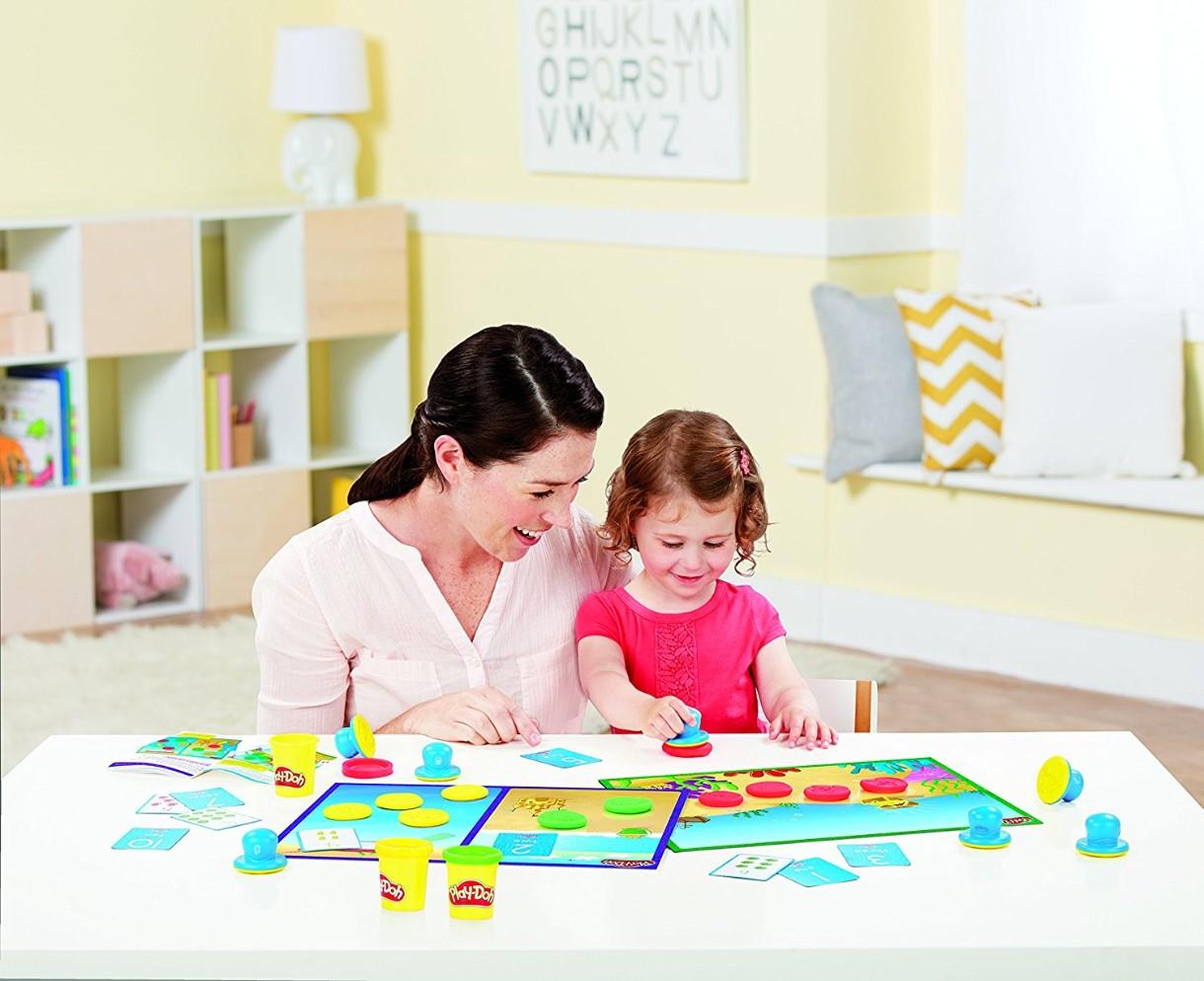 Развивающий набор Hasbro Play-Doh Numbers and Counting (B3406)